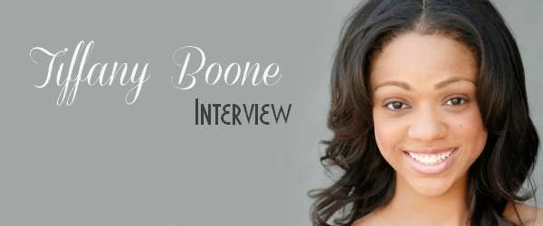 ■ [ Tiffany Boone ]  Interview de l'interprète de Savannah