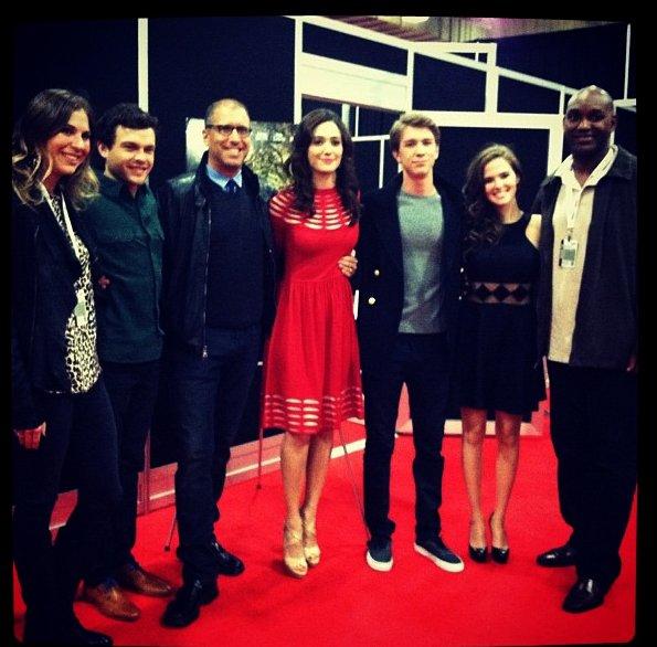■ [ Evènements 2012 ]  L'équipe du film au New York Comic Con !