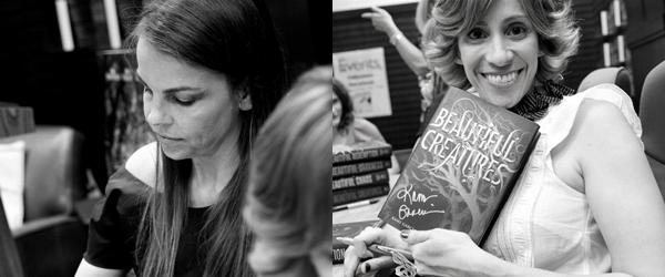 ■ [ Events 2012 ]  Beautiful Redemption Book Launch Chez Barnes and Noble à Los Angeles - 23 Octobre
