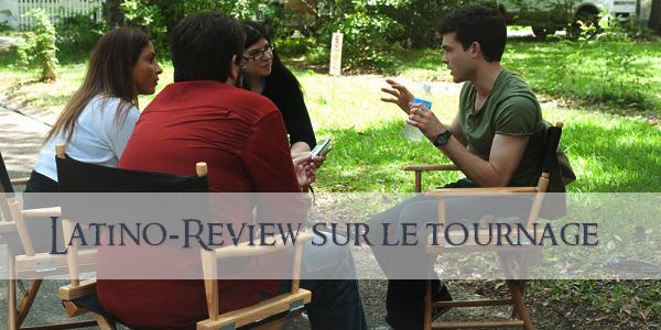 ■ [ Sublimes Créatures ]  Lation Review sur le tournagePARTIE 1 - Interview d'Alden Ehrenreich