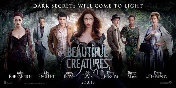 ■ [ Sublimes Créatures ]  Une bannière pour le film !
