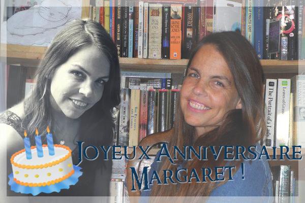 ■ [ Margaret Stohl ]  L'auteur fête son anniversaire aujourd'hui !
