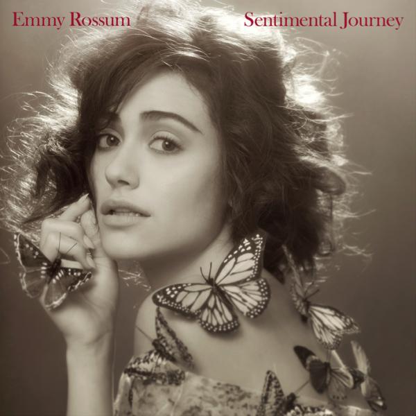 ■ [ Emmy Rossum ]  Pochette de son deuxième album dévoilée !