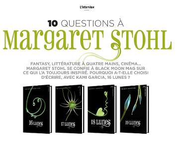 ■ [ Auteur ]  Interview de Margaret par Black Moon