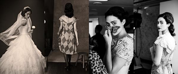 ■ [ Emmy Rossum ]  Photoshoot pour son deuxième albumSentimental Journey (2013)