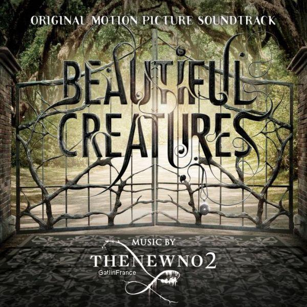■ [ Sublimes Créatures ]  La pochette de la Bande-Originale !