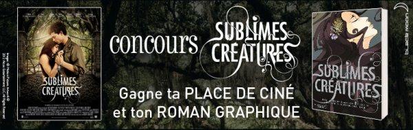 ■ [ Concours ]  Gagna ta place de ciné et ton roman graphique !