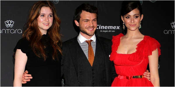 ■ [ Sublimes Créatures ]  Avant-Première au Mexique - 18 Février 2013Alden, Alice et Emmy en pleine promotion du film