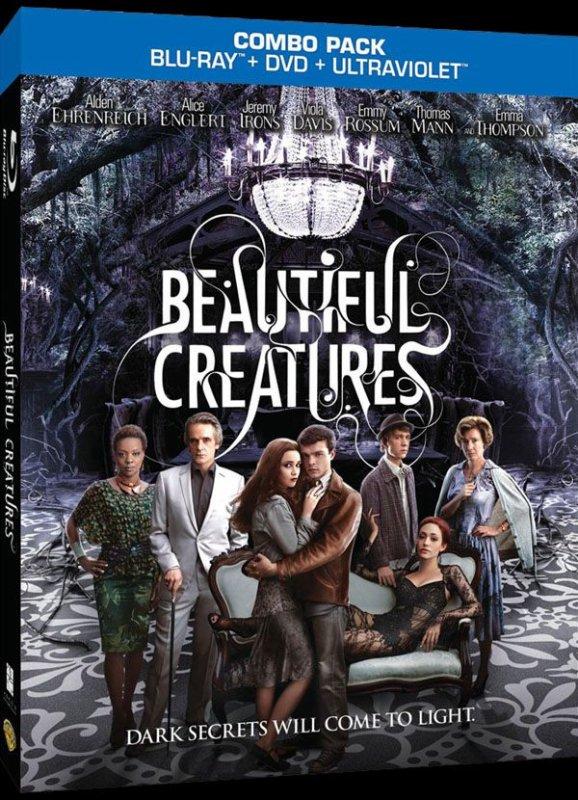 ■ [ Sublimes Créatures ]  Visuel du Combo Dvd/Blu-ray Américain