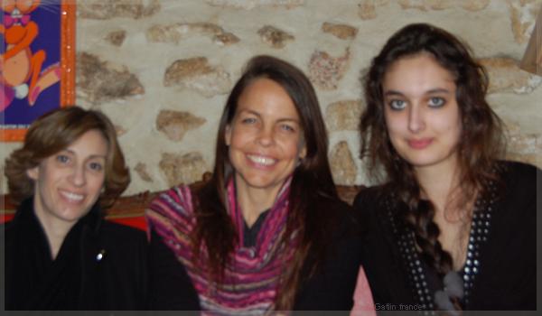 ■ Ma rencontre avec Margaret et Kami Vendredi 22 Mars 2013PARTIE I