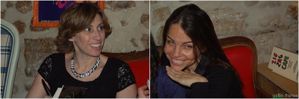 ■ Ma rencontre avec Margaret et Kami Vendredi 22 Mars 2013PARTIE 2