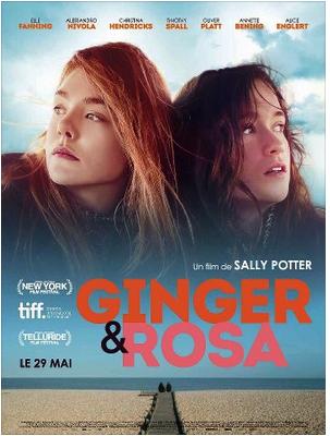 ■ [ Alice Englert ]  Ginger & Rosa sort enfin en France !