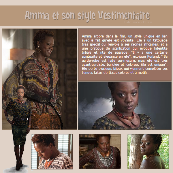 ■ [ Beautiful Creatures Style ]  Amma TreadeauDans Sublimes Créatures