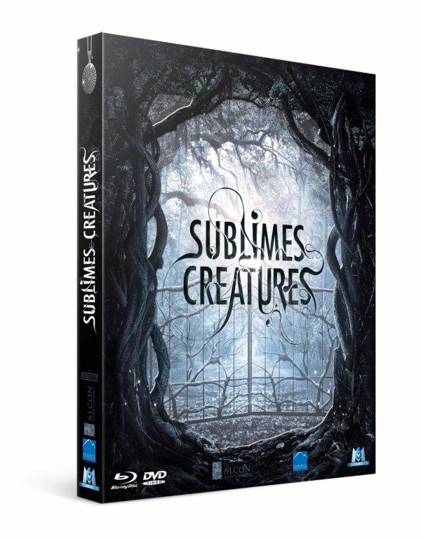 ■ [ Sublimes Créatures ]  Découvrez le visuel français du Blu-Ray français !