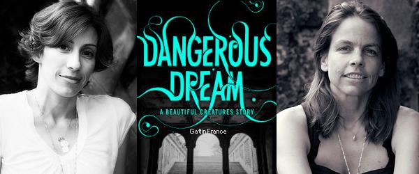 ■ [ Dangerous Dream ]  Interview de Margaret et Kami Des infos sur la nouvelle saga des Enchanteurs PARTIE 1