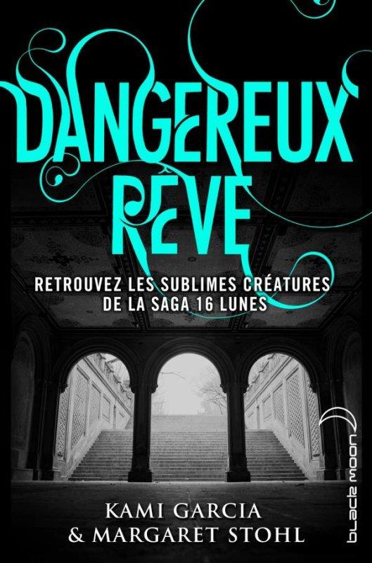 ■ [ Dangereux Rêve ]  La couverture française !