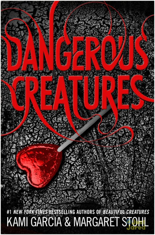 ■ [ Dangerous Creatures ]  La couverture américaine dévoilée ! (HD)