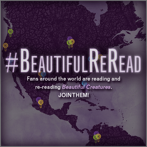 ■ [ La Saga des Lunes ]  Participez au #BeautifulReRead !