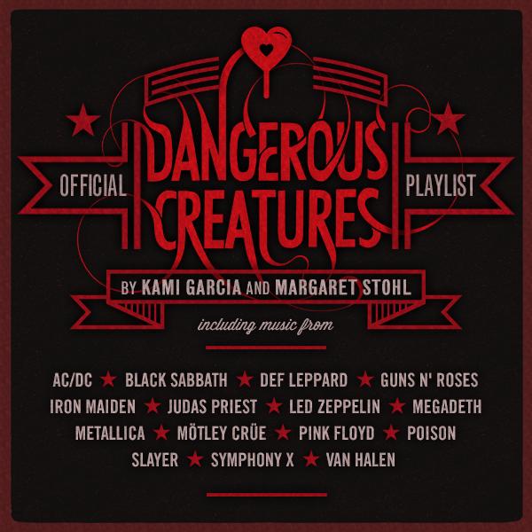 ■ [ Dangereuses Créatures ]  Playlist