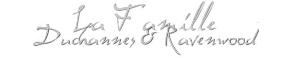■ [ La Saga des Lunes ]  La Famille Ravenwood/Duchannes