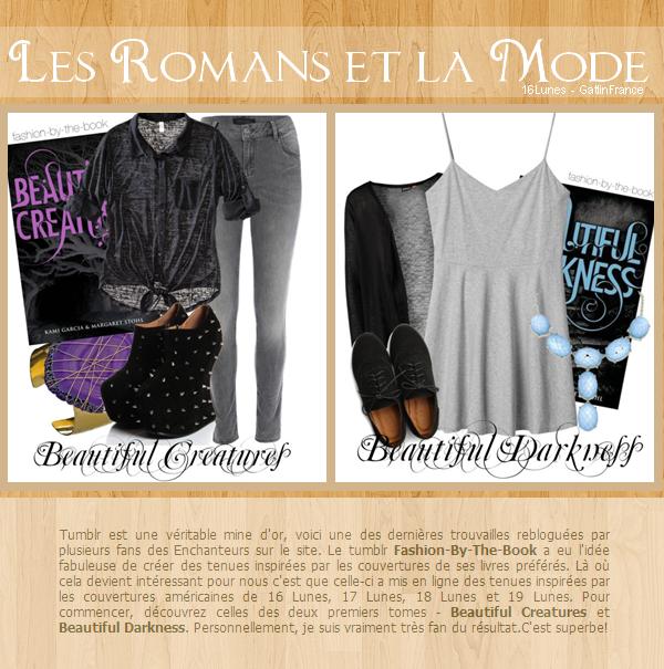 ■ [ La Saga des Lunes ]  Les Romans et la Mode