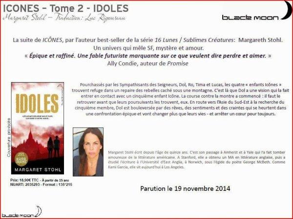 ■ [ La Saga Icônes ]  Sortie française du deuxième tome !
