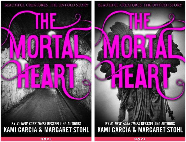 ■ [ The Mortal Heart ]  Votez pour votre couverture préférée