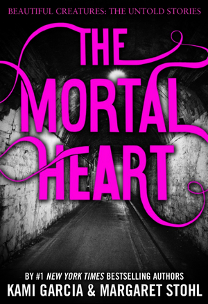 ■ [ The Mortal Heart ]  La Couverture