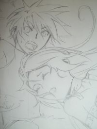 When I think about my manga ... I do weird things... xD [partie 5]