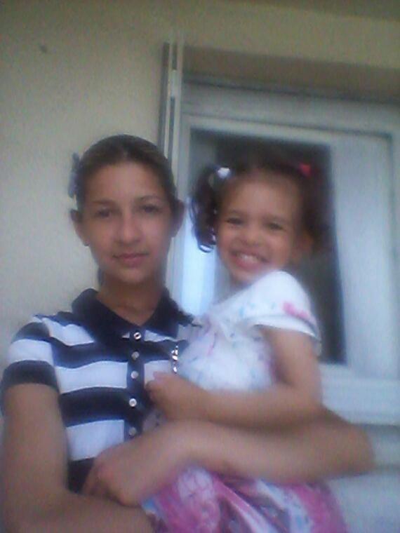 mes niece et ma fille