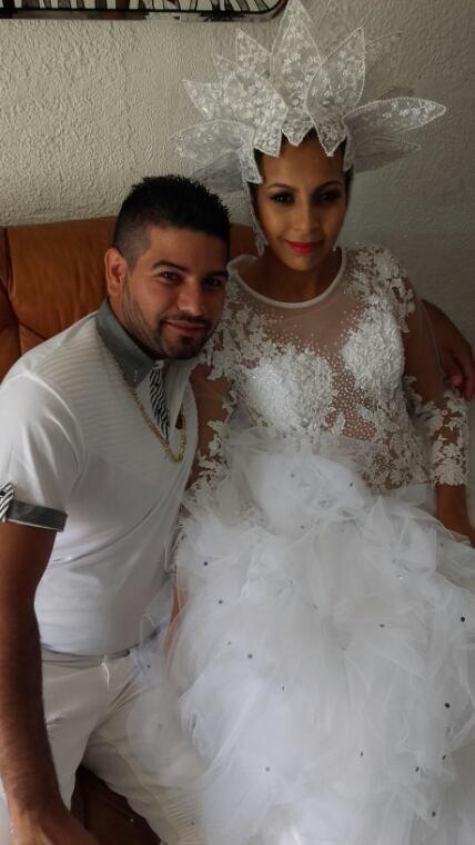 Mariage stella et gino