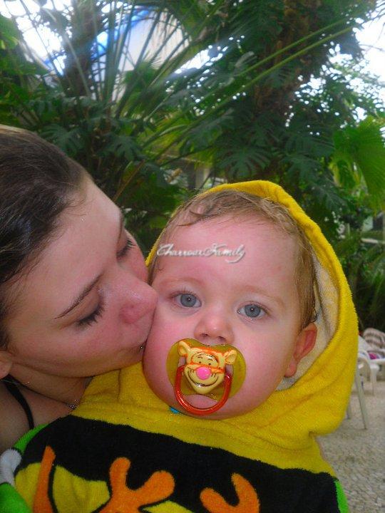 2 : Le petit prince Antwann et LOla