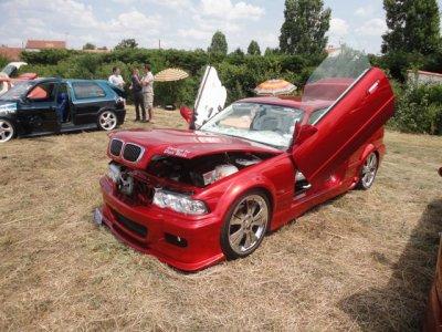 vehicules pour une expo a pranzac le 04/06/2011