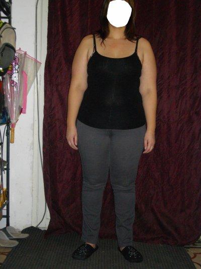 6.6 kgs en moins