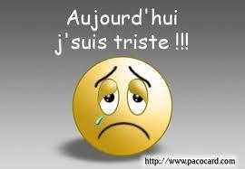 J'suis triste