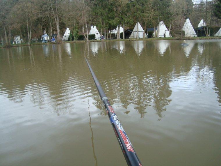 La pêche en carpodrome, pas toujours synonyme de grosses bourriches!