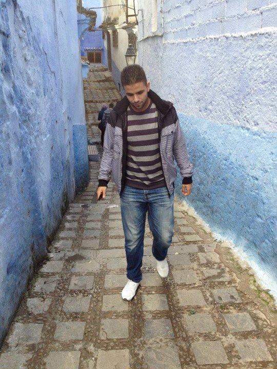 a Chaouen au nord du maroc