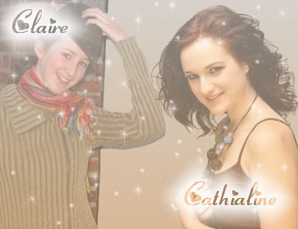 tout sur ma tite fée, mon ange, ma princesse : *Cathialine Andria*!!!!