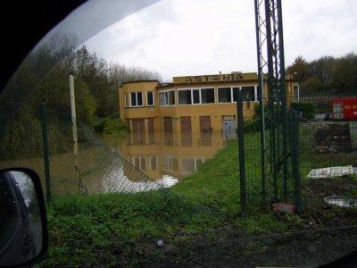 Les grandes pluies de novembre 2010