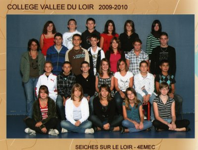 MA CLASSE DE 2009 - 2010