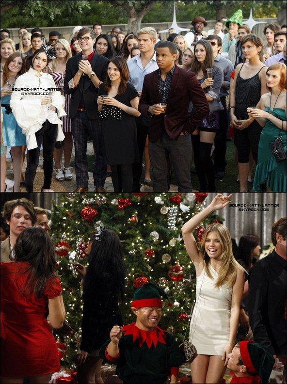 Stills de l'épisode 3x11 de 90210.