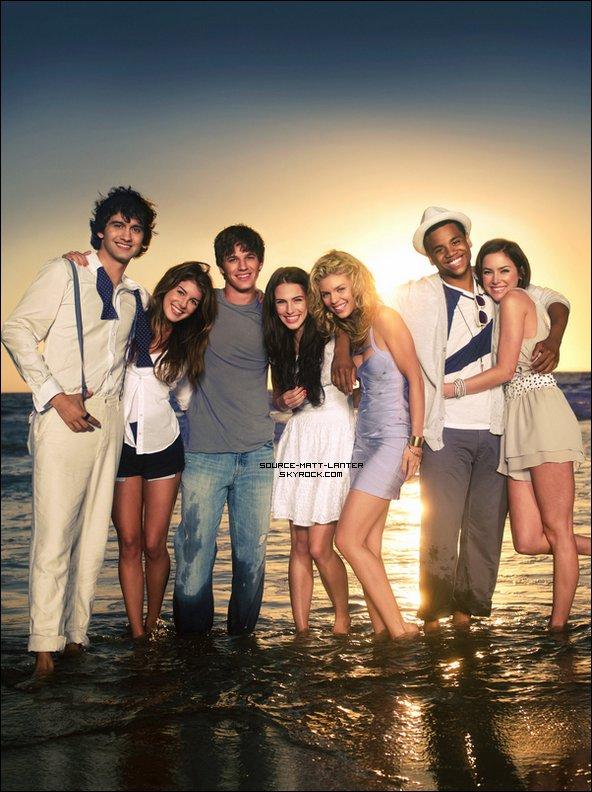 90210 Saison 2 arrive enfin sur M6.  Vous pourez voir 5 épisode le mercredi 5 janvier à partir de 13h45. Alors Heureux ?!