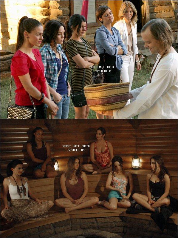 """Voici les stills de l'épisode 13 """"It's Getting Hot in Here"""". Je sais, pas de Liam en vue mais les photos sont super belles. Ton Avis ?"""