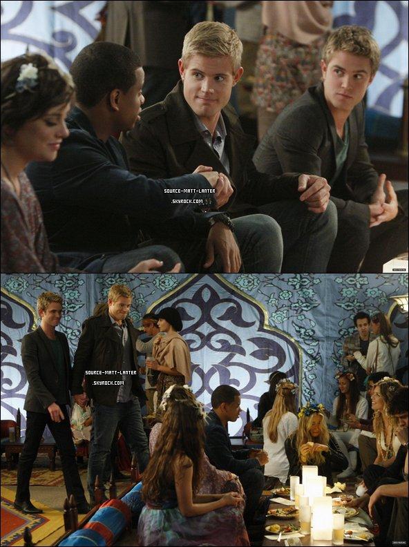 Voici les stills de l'épisode 3x14 de 90210.