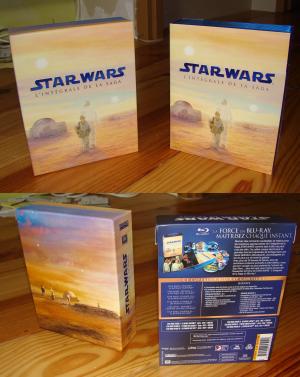Coffret Blu-ray/DVD