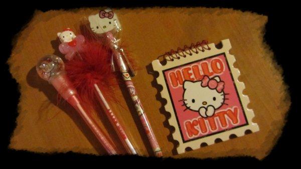 Nouveautée Hello Kitty