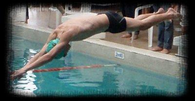 Mes compétitions de natation