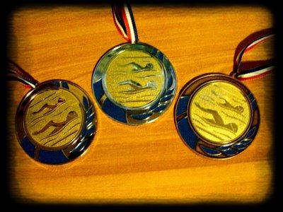Compètition de natation 2010/2011