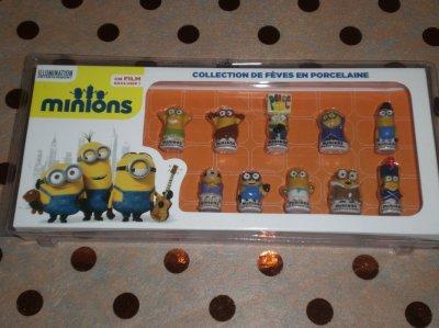 Dans ma collection: Les Minions 3