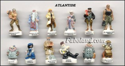 Dans ma collection: Atlantide